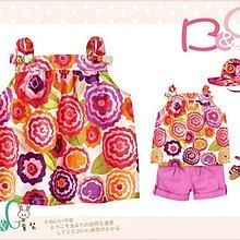 【B& G童裝】正品美國進口Crazy8 花朵圖樣背心上衣18-24mos,2yrs