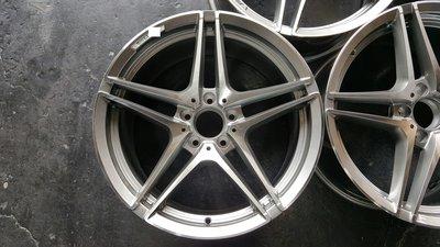 18吋BENZ鋁圈含新胎~旋壓輕量化AMG.W204.W205.W207.W212.W213.W221.GLA.C300