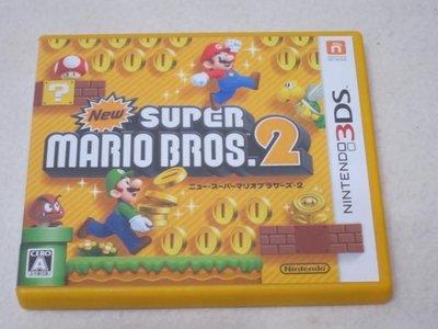 【KENTIM玩具城】中古二手九成新3DS瑪莉歐 瑪琍歐SUPER MARIO BROS.2 日版遊戲