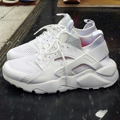 NIKE AIR HUARACHE RUN ULTRA BR 白色 全白 白武士 武士鞋 2代 833147-100 台北市