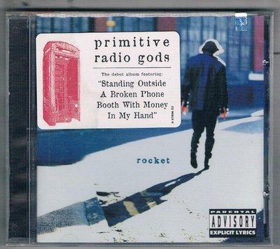 [鑫隆音樂]西洋CD-Primitive Radio Gods:Rocket  { CK67600 }全新/免競標