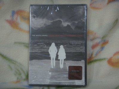 The White Stripes dvd=Under Great White Northern Lights (全新)