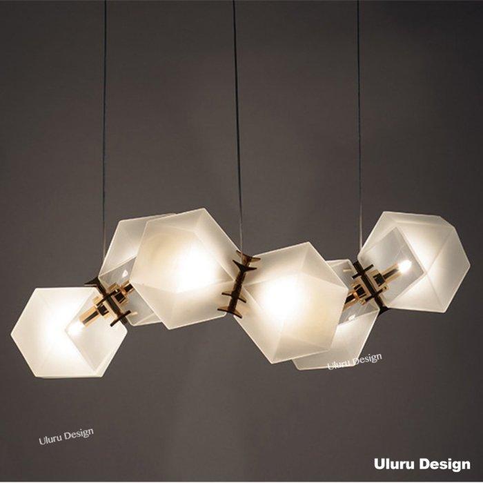 【Uluru】北歐風格 現代風格吊燈 客廳吊燈 餐廳吊燈 吸頂燈 壁燈 燈具 丹麥 LOFT工業風 店面裝飾