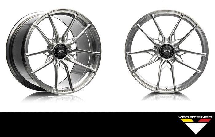 【樂駒】Vorsteiner VCS 002 Porsche 991 GT3RS 鍛造 輕量化 賽事 改裝 套件 輪框