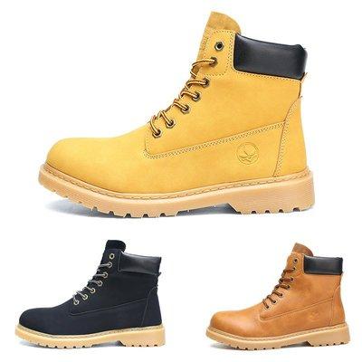 就愛情侶鞋 特價599元 時尚男女必備 超纖皮前綁帶馬丁靴 男女靴子 戰鬥靴 機車靴 軍靴 短靴(0226現+預)