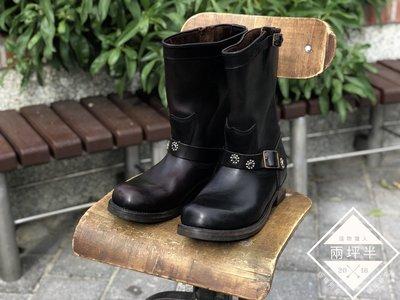 兩坪半【二手】Santa Rosa HTC Engineer Boots 頂級手工工程師靴