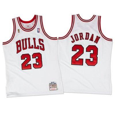 Michael Jordan Mitchell & Ness 1995-96 Authentic Jersey