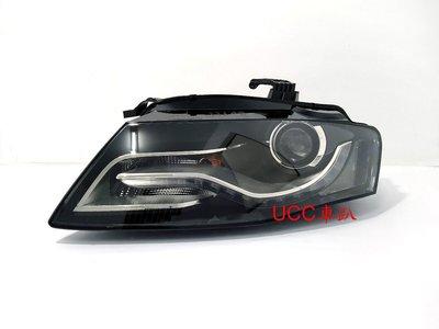 【UCC車趴】AUDI 奧迪 A4 08 09 10 11 B8 原廠型 HID版 晶鑽大燈 TYC製 一邊9000