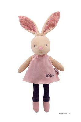 🌟正版🌟【 法國 Kaloo 】 Petite Rose Rabbit 兔兔寶貝 音樂拉鈴