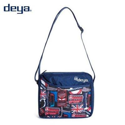~曼活區~deya英倫牛津側背包 台製 英倫牛津花布製作 斜背側背包 設計輕便  贈品 禮品 可印刷 批發價