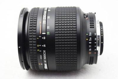 Nikon AF 28-200mm F3.5-5.6 D 變焦 經典旅遊鏡皇 全幅機