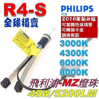 【出清價】45W5200LM免風扇LED大燈H3/H4/H7/H11/9006/9012/9005飛利浦MZ燈珠