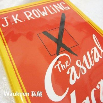 臨時空缺 The Casual Vacancy  J. K. 羅琳 J. K. Rowling BBC電視原著 當代小說