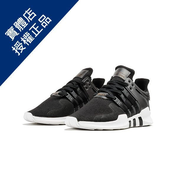best loved ab4ce 265ff ADIDAS EQT SUPPORT ADV BB1295 黑白 男鞋