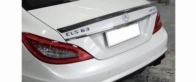 DJD19051524 BENZ W218 AMG 碳纖維尾翼 卡夢 CARBON 依當月報價為準