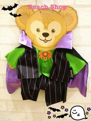 【桃子小舖 ♥ P.S 】美國Disney Store S號達菲~帥氣蝙蝠衣 另有跳跳虎、屹耳、史迪奇等其他款式