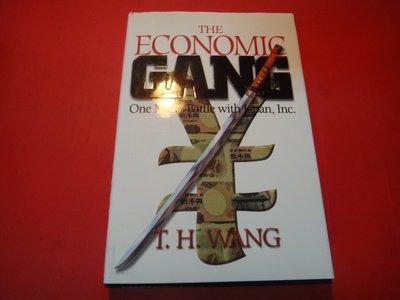 【愛悅二手書坊 07-25】The Economic Gang: One Man's Battle With Japan