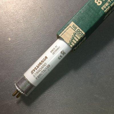 Sylvania T5 8w warm white 黃光光管