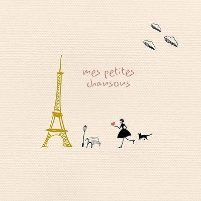 我的小香頌 (特別限定版) Mes Petites Chansons 3CD---EW112906