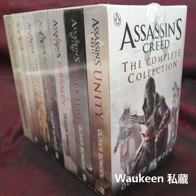 刺客教條完整典藏版 Assassins Creed The Complete Collection 電玩原著 動作冒險