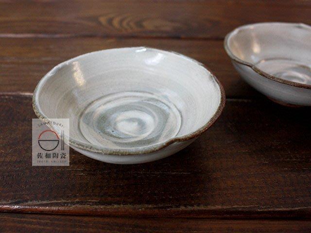 +佐和陶瓷餐具批發+【XL06106-9  粉引刷毛目5吋缽-日本製】餐廳 煮物 和食 5吋缽 造型缽 粉引 汁物 擺盤