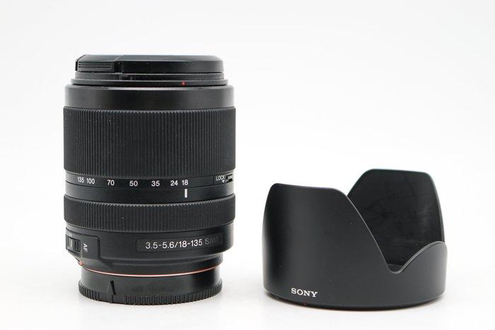 【高雄青蘋果3C】SONY DT 18-135MM F3.5-5.6 SAM A-MOUNT 二手鏡頭  #32176