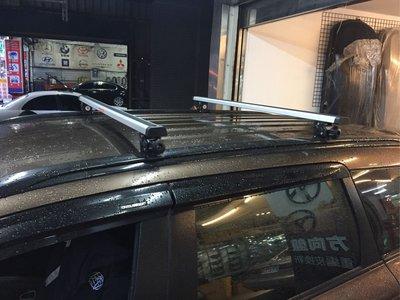 三菱 OUTLANDER 車頂架 2014-2017 橫桿 車頂架 行李架 附認證 台灣製