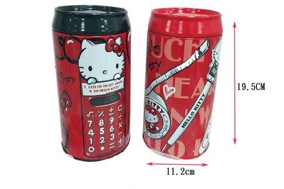 佳佳玩具 ------ 正版授權 Hello Kitty KT 復古 KT系列 存錢罐 鐵罐【3015701-46】
