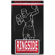 Ringside Trusted Quality Banner 掛圖
