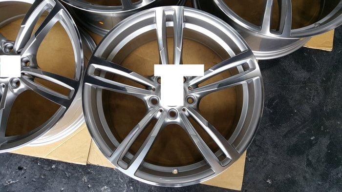 19吋BMW鋁圈含新胎~M版E87.F20.F22.F06.F10.F11.F30.F31.F32.F34.F36.X1