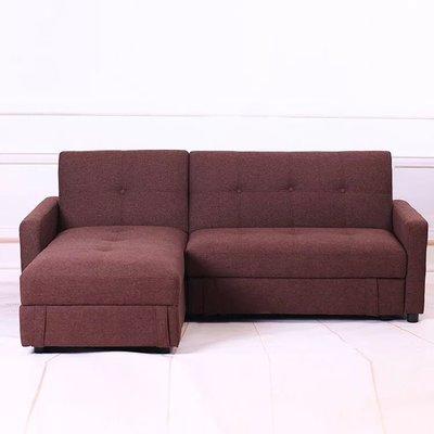 可儲物可做沙發床布藝沙發sofa