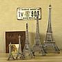【奇滿來】法國巴黎鐵塔 18CM 艾菲爾鐵塔 擺...