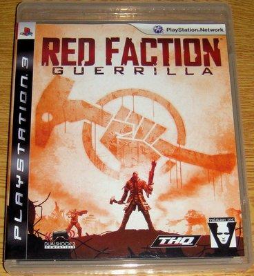 赤色戰線 游擊戰隊 RED FACTION GUERRILLA 英文版