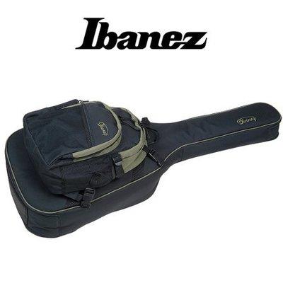 【免運】日本 IBANEZ 30mm 厚電吉他專用琴袋 電吉他袋 前背包可拆除 ABP 不可超取