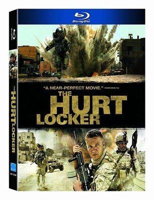 BD 全新美版【危機倒數】【The Hurt Locker】Blu-ray 藍光