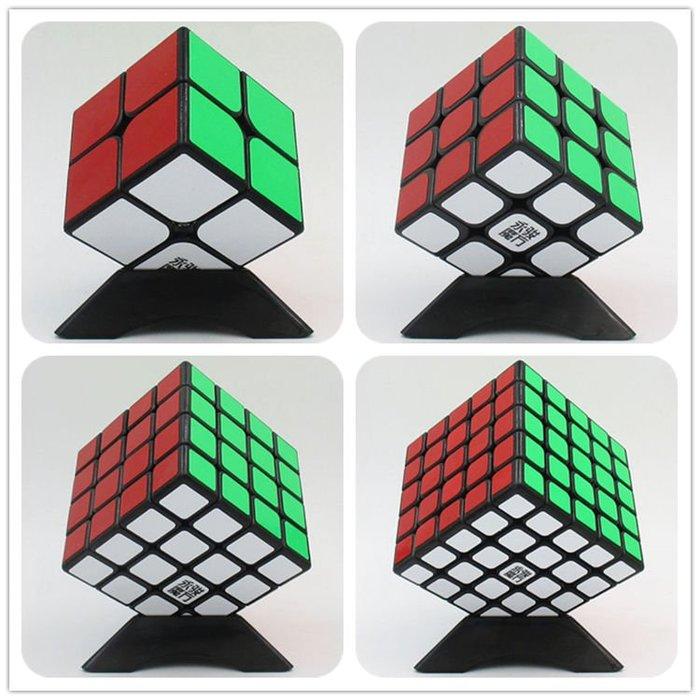 (低價衝量)魔術方塊新品魔域二三四五階魔方專業順滑比賽魔術方塊扭計骰 2345階魔術方塊