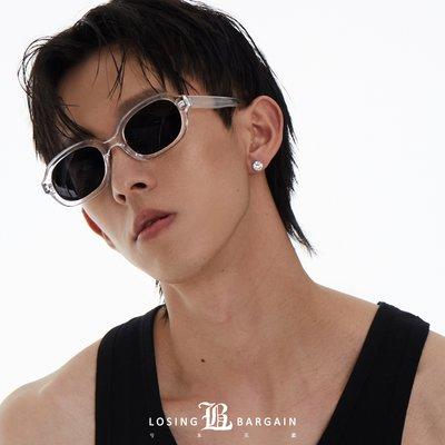 【Losing Bargain 】SS潮街拍時尚太陽鏡高街眼鏡墨鏡偏光太陽鏡