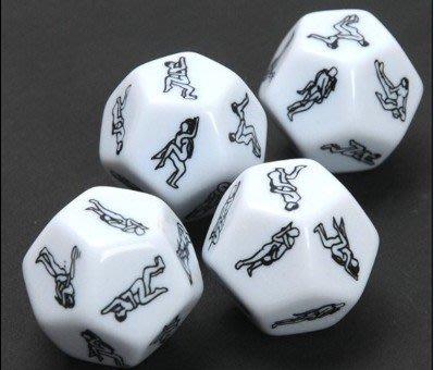 成人玩具 情趣用品 Adult Dice Sex dice 情趣骰子 12面 不同姿勢 聖誕禮物 生日禮物