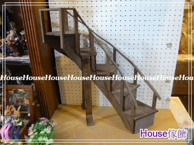 *︵House傢飾︵*zakka鄉村復古風格木色五層階梯花架 花器【☆限量款/新發售☆】