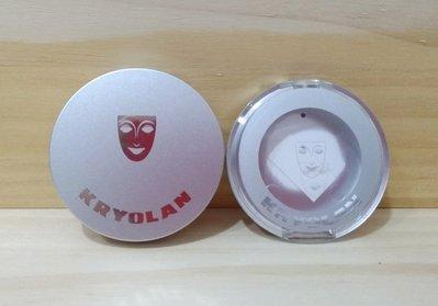 Apple 蘋果美妝代購 KRYOLAN歌劇魅影唇膏盒/眼影盒 專櫃正貨