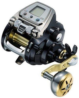 【NINA釣具】DAIWA LEOBRITZ 500 J 電動捲線器 500J