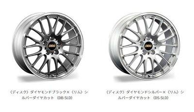 DJD19071802 日本BBS RS-N 20吋 2片式鍛造鋁圈 依當月報價為準