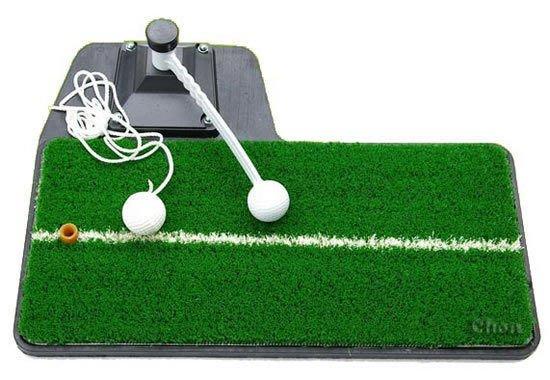 ┌喻蜂高爾夫┐三合一揮桿練習器 專用旋轉球 現貨供應中