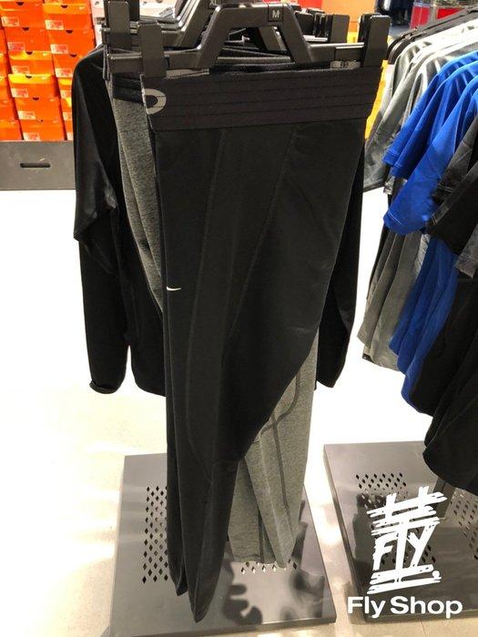 [飛董] NIKE PRO DRY 訓練 內搭 緊身褲 運動長褲 男雙 BV5642-010 黑