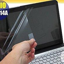 【EZstick】VAIO SVE14A (14P) 觸控機款 靜電式筆電LCD液晶螢幕貼 (可選鏡面防汙及高清霧面)