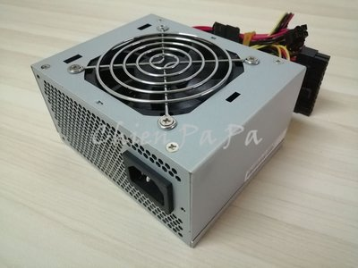 Chien_【全新】POWER MAN 300W 80PLUS 小機殼 電源供應器 大風扇 IP-P300BN7-2 新北市