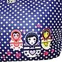 february 小舖 - [全新真品] ANNA SUI 安娜蘇Dolly洋娃娃手提袋+魔法舞鞋彩妝包 2件組 側背包