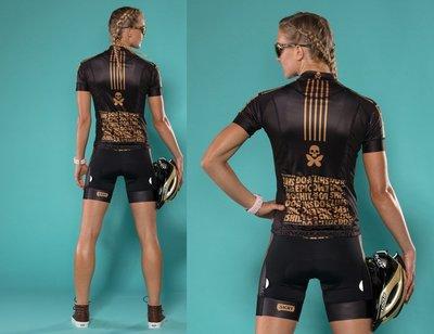 【三鐵共購】【風靡歐美設計品牌Betty Designs】Do Epic Shit Cycle 車衣,車褲