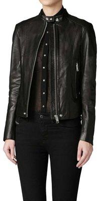 美國代購 Diesel Jackets 100% Cow Leather L-Ginny 皮衣 XS~XL