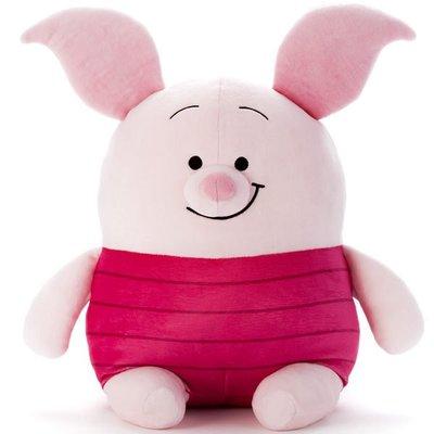 小豬 抱枕娃娃 超舒服觸感 Mocch...
